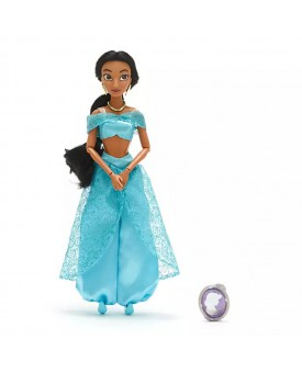 Жасмин класична лялька Дісней  Jasmine Classic Doll with Pendan