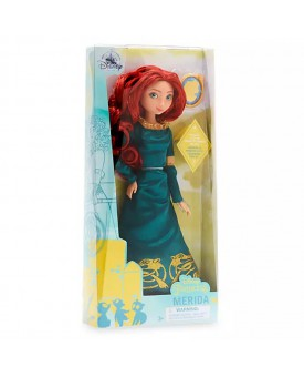Меріда класична лялька Дісней  MERIDA CLASSIC DOLL WITH RING - BRAVE