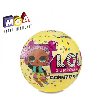 L.O.L. Куклы сюрприз в шаре конфети 3 сезон Surprise! Confetti Pop S3