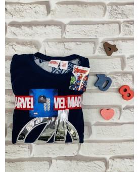 Флісова піжама  Marvel