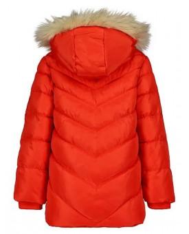 Подовжена курточка  на флісовій підкладці
