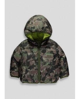 Двостороння куртка на хлопчика