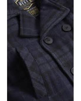 Двобортне пальто