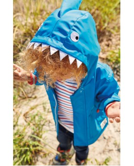 Прорезиненна  водовідштовхувальна куртка 598-310