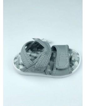 Легкі сандалі-треккери з двома ремінцями 343-660