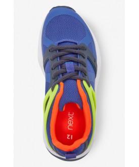Яскраві мереживні кросівки 790-699
