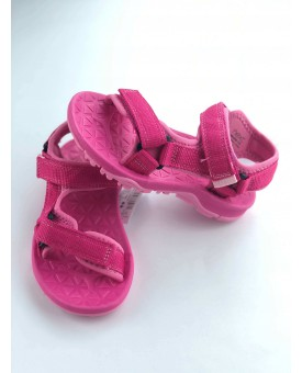 Рожеві спортивні сандалі 349-810